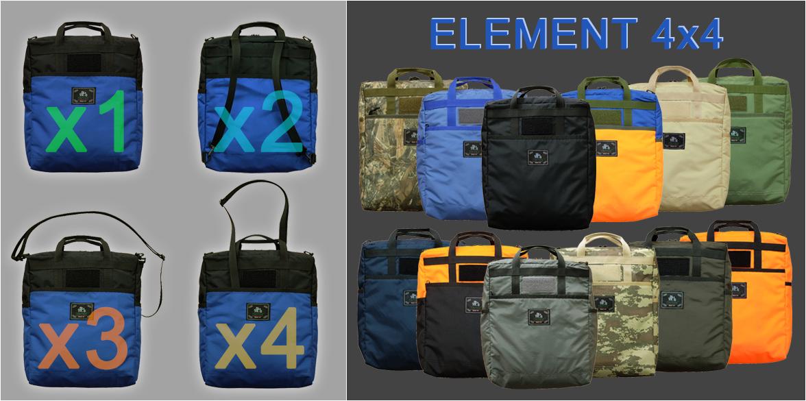 Element-4X4